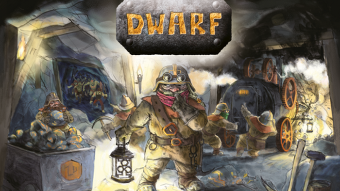 Dwarf board game