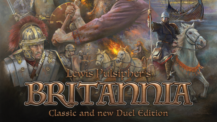 Lew Pulsipher's Britannia: Classic and New Duel Edition