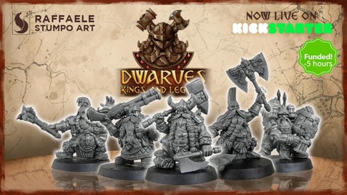 Dwarves: Kings and Legends