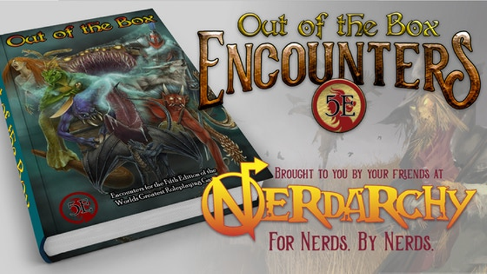 Out of the Box: Encounters for 5th Edition