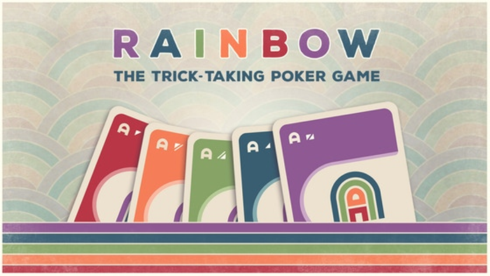 Rainbow: The Trick-Taking Poker Game