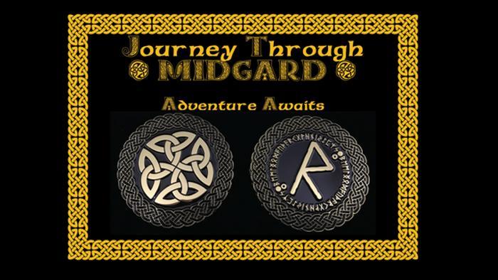 Journey through Midgard: Adventure Awaits: Break Kickstarter