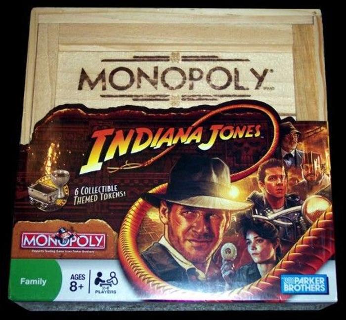 Monopoly: Indiana Jones