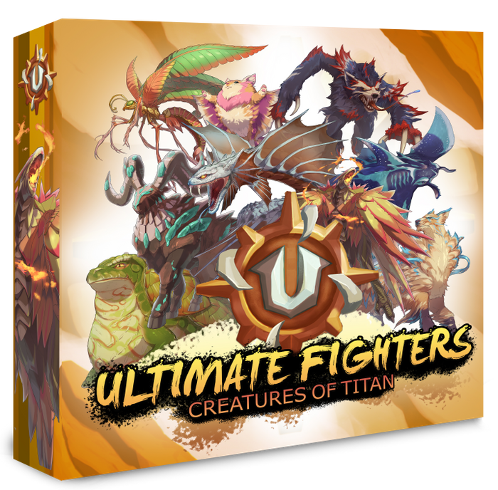 Ultimate Fighters: Creatures of Titan