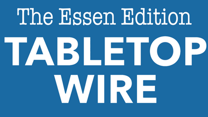 Tabletop Wire - The Essen Edition