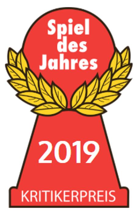 Spiel des Jahres 2019 Winners image