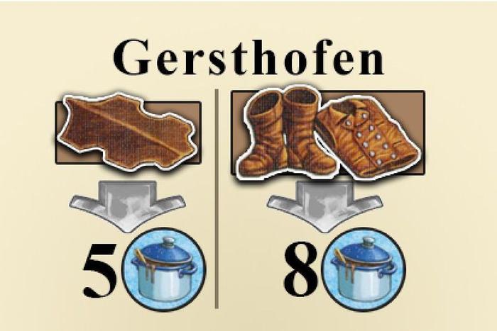 Fields of Arle: New Travel Destination – Gersthofen