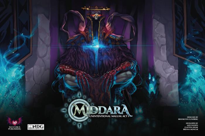 Middara: Unintentional Malum – Act 1