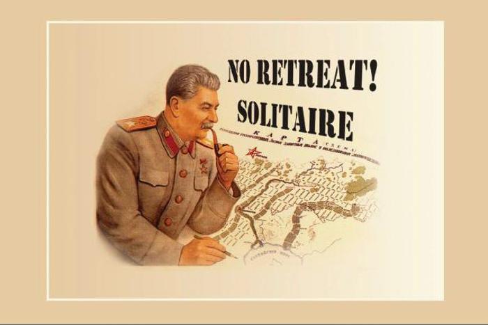 No Retreat! Solitaire