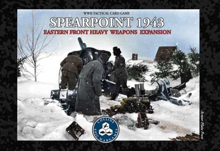 Spearpoint 1943: Eastern Front – Heavy Weapons Expansion
