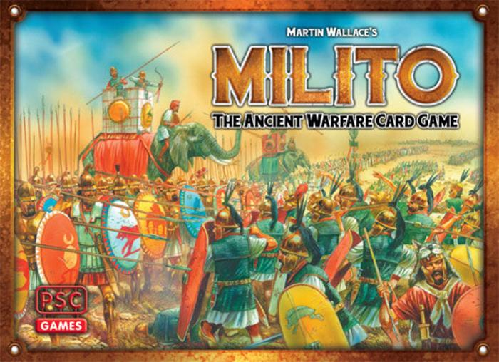Milito: Ancient Warfare Card Game