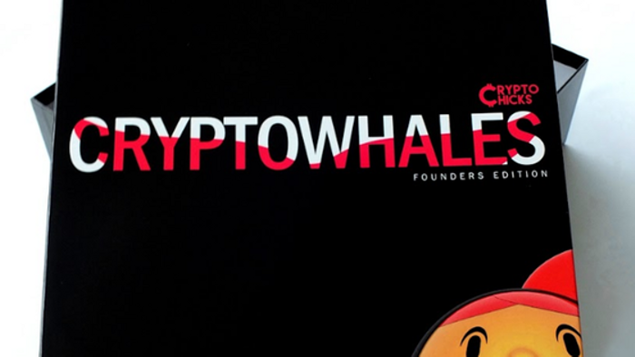 CryptoWhales | A Blockchain Board Game