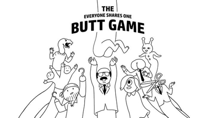 The Everyone Shares One Butt Game