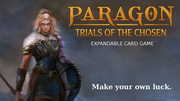 Paragon: Trials of the Chosen