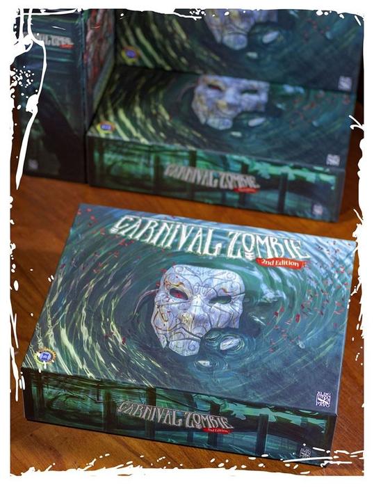 Carnival Zombie: 2nd Edition – Mediolanum