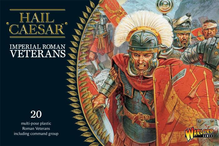 Hail Caesar! Roman Veterans