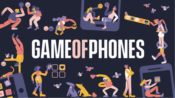 Game of Phones – What Will You Share Next?