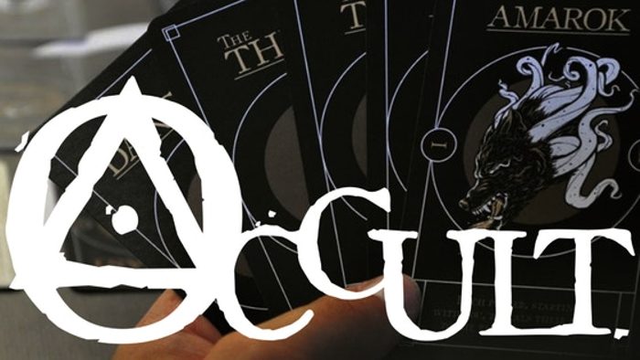 Occult: A new, fast-paced and chaotic card game