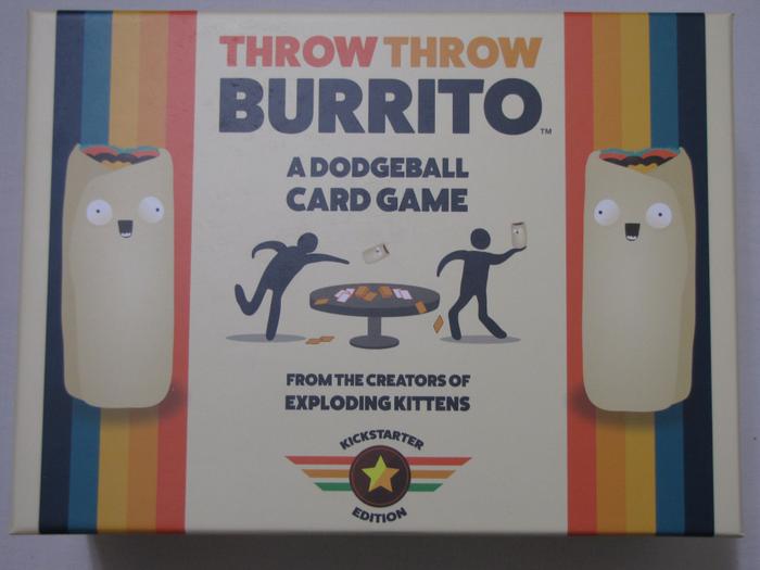 Throw Throw Burrito: Kickstarter Edition