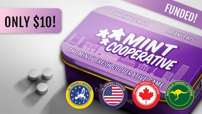 Mint Cooperative - The Minty Fresh Cooperative Game