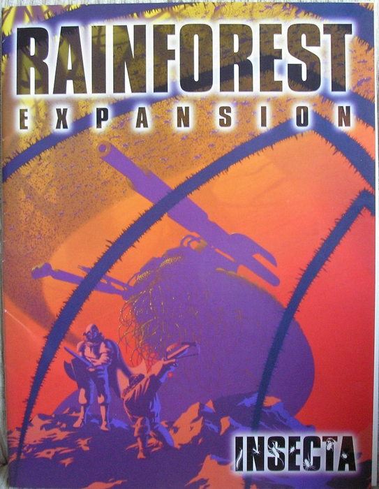 Insecta: Rainforest