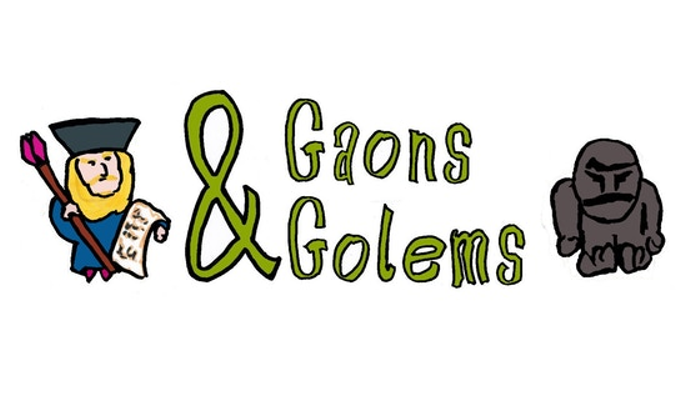 Gaons and Golems - Chess meets RPG - A game for 2-4 players