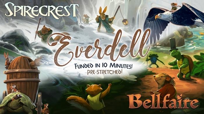 Everdell: Spirecrest & Bellfaire