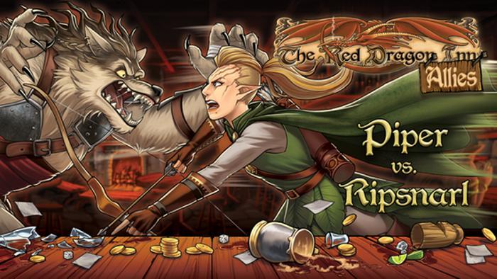 The Red Dragon Inn: Allies - Piper vs Ripsnarl