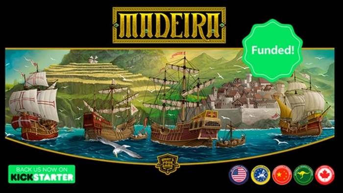 Madeira Collector's Edition + Expansion