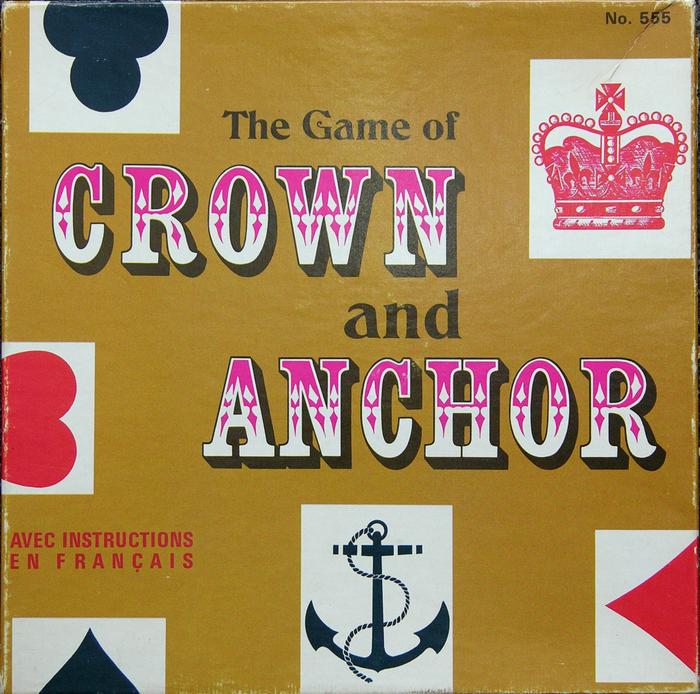 The Game of Crown and Anchor