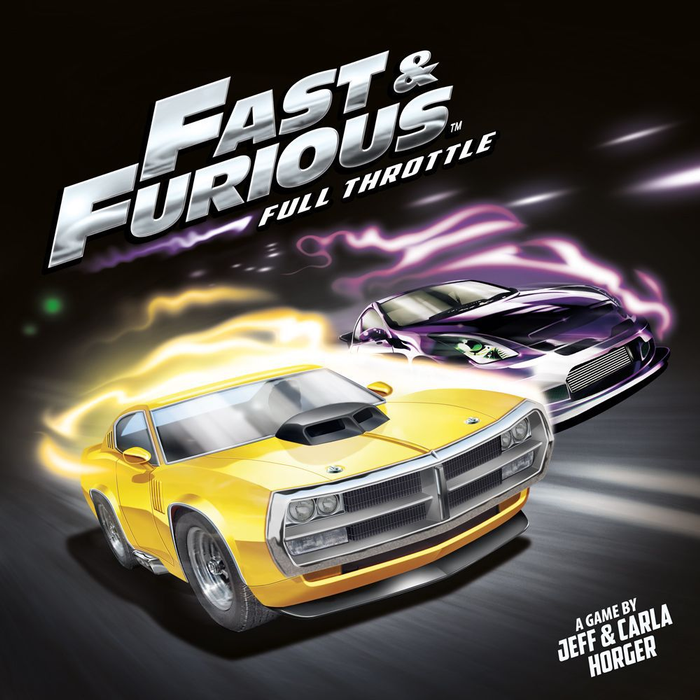 Fast & Furious: Full Throttle
