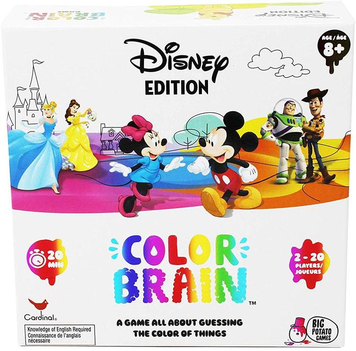 Color Brain: Disney Edition