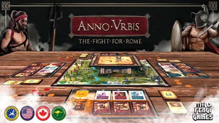 Anno Urbis - The Fight for Rome (relaunch)