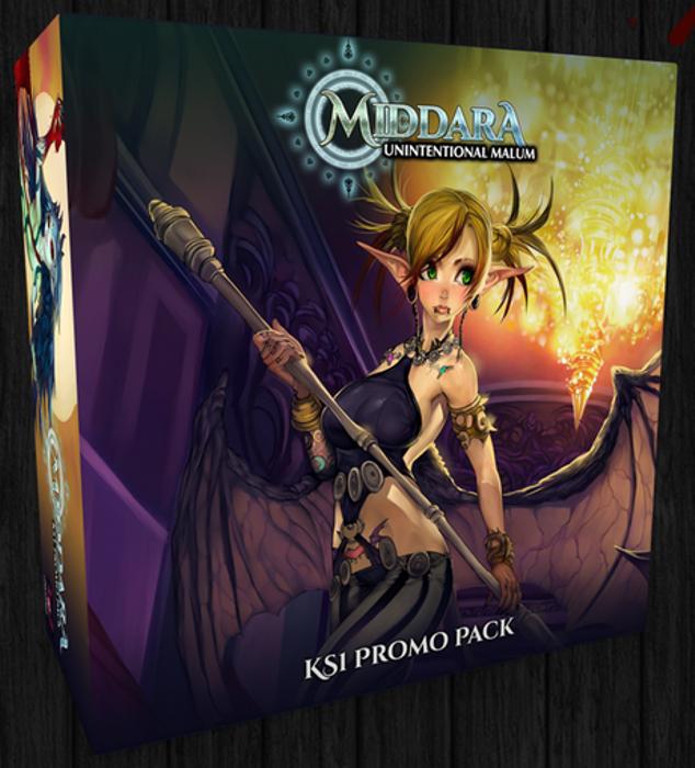 Middara: KS1 Promo Pack