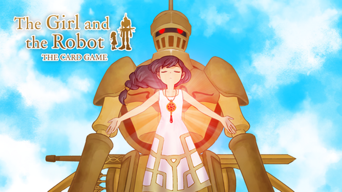 The Girl and the Robot - The Card Game