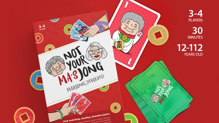 Not Your Ma's Jong: Mahjong, Devolved