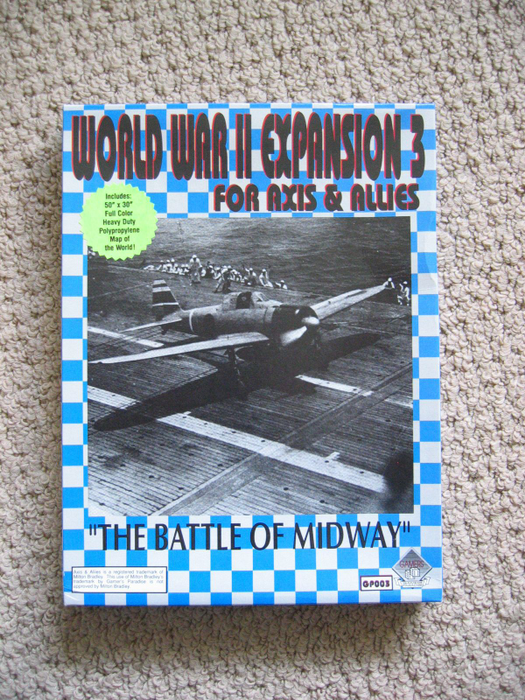 World War II Expansion 3: The Battle of Midway