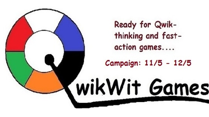 QwikWit Games: Qwik-Thinking & Fast-Action