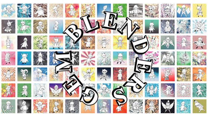 Gem Blenders 💎 The Card Game