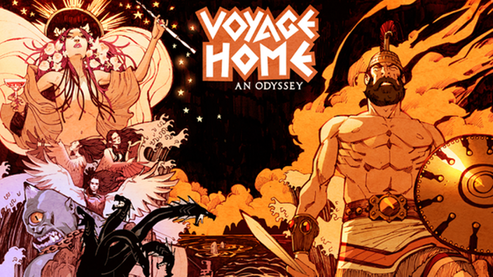 Voyage Home: An Odyssey