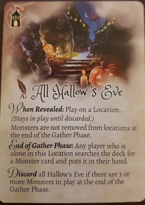 The Grimm Forest: All Hallow's Eve