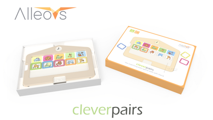 CLEVERPAIRS: Educational Game for Children for Age > 3
