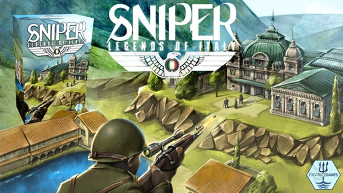 Sniper, Legends of Italy