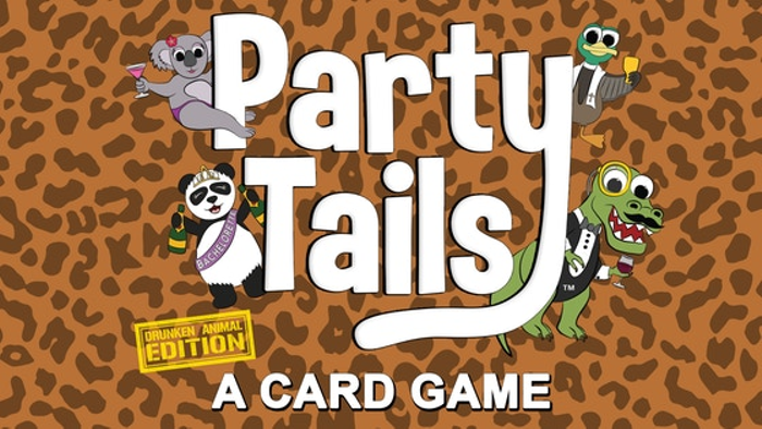 PARTY TAILS - the drunken animals card game