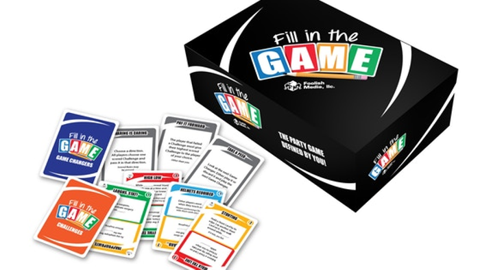 Fill in the Game (the relaunch)