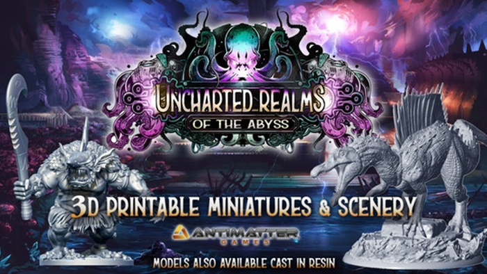 Uncharted Realms of the Abyss