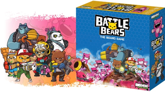 Battle Bears: The Board Game