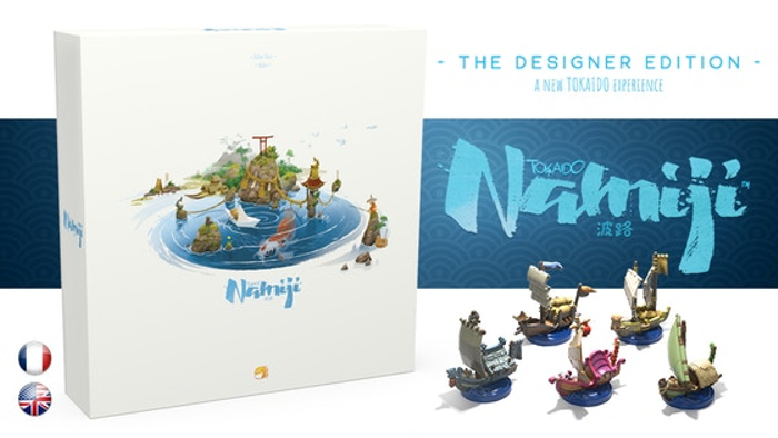 NAMIJI - The next chapter in the TOKAIDO universe!