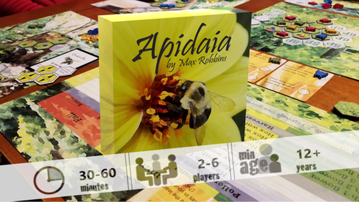 Apidaia: the game about bees