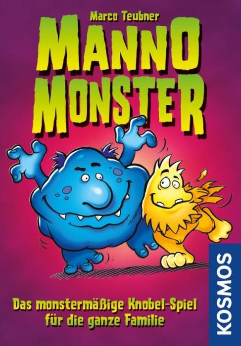Manno Monster